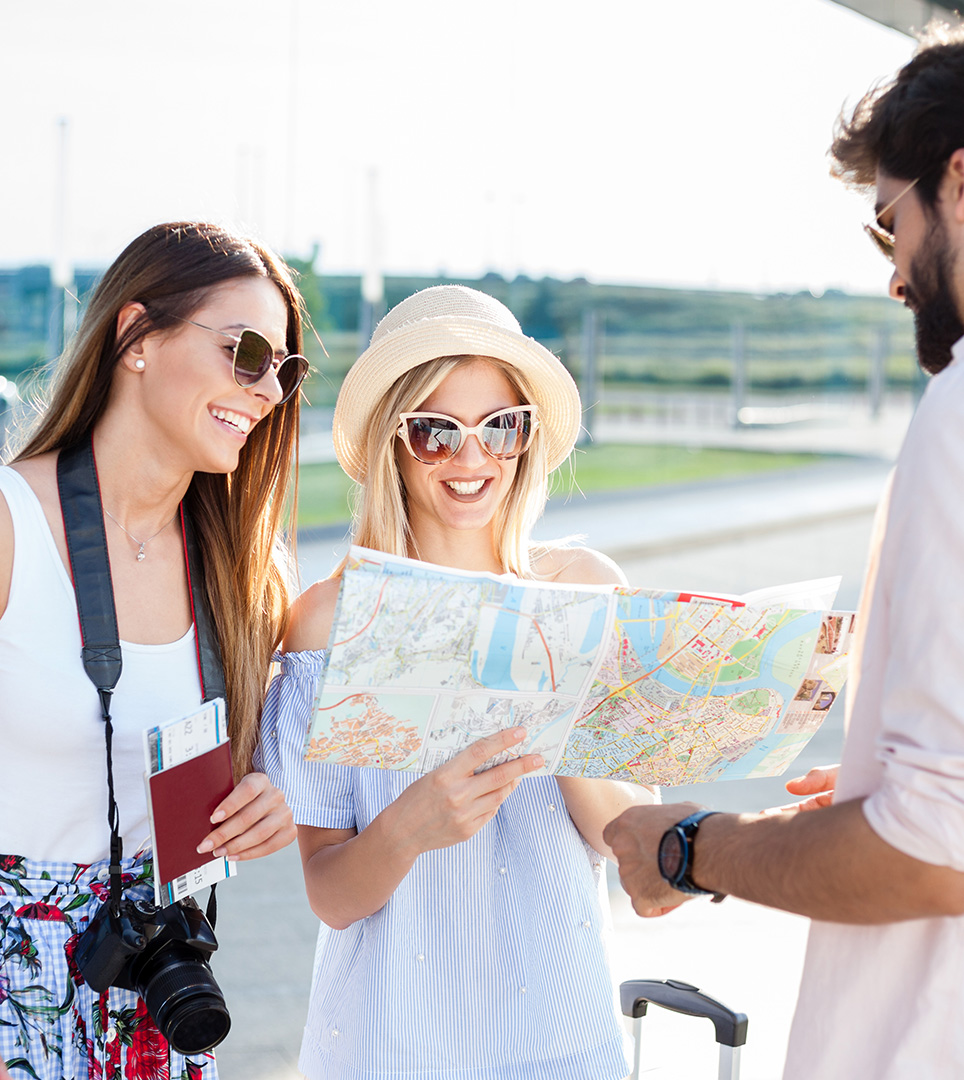 LET US GUIDE YOU TO OUR HOTEL THROUGH EASY MAPS AND DIRECTIONS