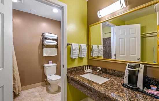 Aloha Inn - Aloha Inn - Bathroom